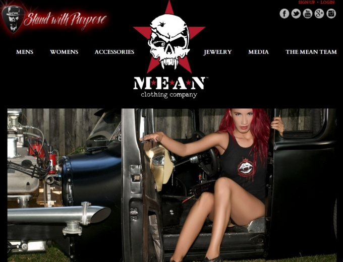 Mean Clothing